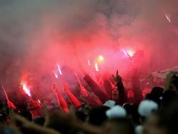 Ausschreitungen haben in Griechenland zur Absage des Pokals geführt