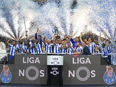 El Oporto vuelve a ser campeón tras cuatro temporadas sin título liguero. (Foto: Getty)
