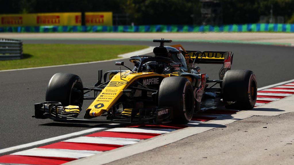 Nico Hülkenberg glaubt nicht, dass er Force India in Spa abhängen könnte