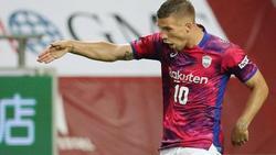 Lukas Podolski und Vissel Kobe können nicht mehr absteigen