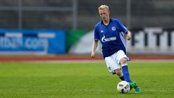 Luke Hemmerich wurde beim FC Schalke 04 ausgebildet