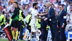 Zidane ya piensa en el proyecto para el año que viene. (Foto: Getty)