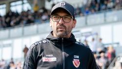 Claus-Dieter Wollitz wurde vom DFB abgestraft
