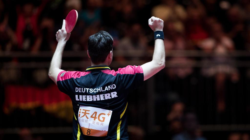 Timo Boll hat mit Patrick Franziska den Doppel-Wettbewerb der China Open gewonnen