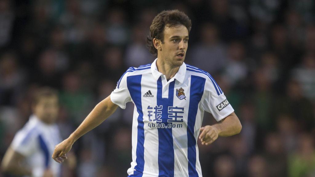 Eintracht Frankfurt soll Rubén Pardo ein Angebot gemacht haben