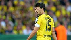 Mats Hummelst gewann mit dem BVB zwei Meisterschaften