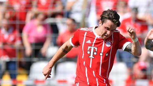 Adrian Fein wird offenbar für ein Jahr vom FC Bayern zum HSV wechseln