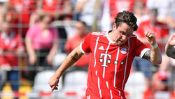 Adrian Fein wird für ein Jahr vom FC Bayern zum HSV wechseln