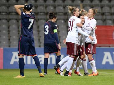 Champions-League-Gala der Bayern-Frauen