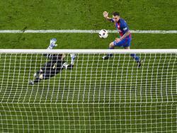 Der FC Barcelona durfte über gleich sieben Treffer jubeln