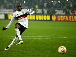 Demba Ba wechselt auf Leihbasis zu Beşiktaş Istanbul