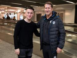 """Sturm-Trainer Franco Foda: """"Baris ist ein junger, talentierter Spieler."""""""