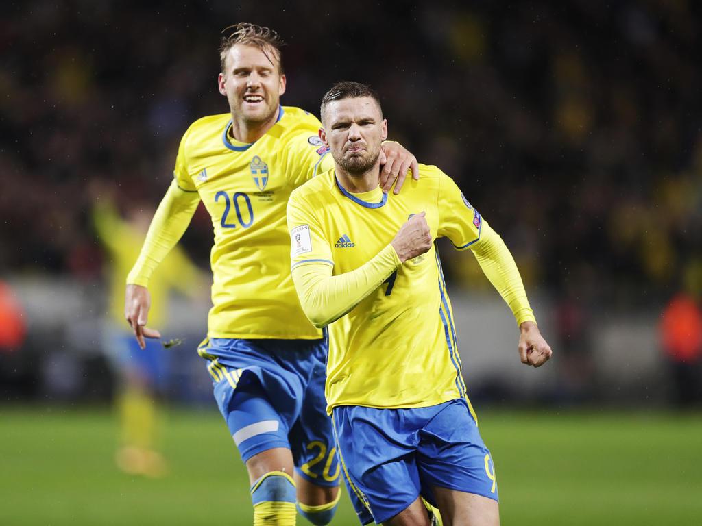 Die Schweden ließen es gegen Luxemburg so richtig krachen