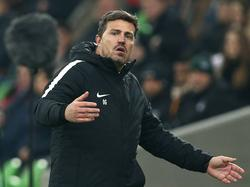 Ex-Salzburg-Trainer Óscar García