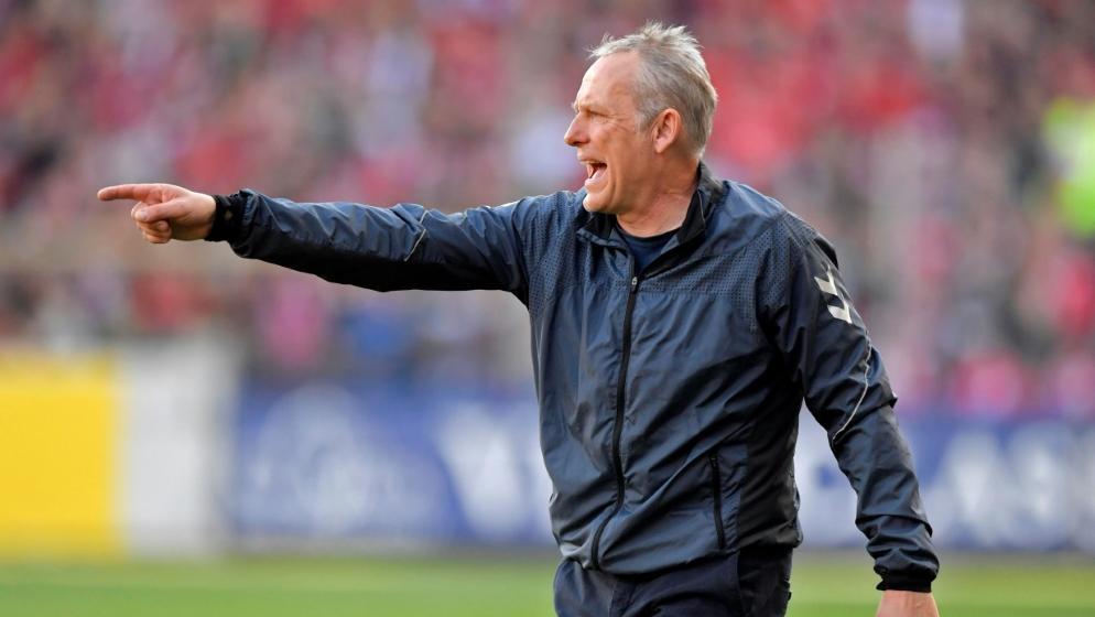 Christian Streich testet zur Saisoneröffnung mit Freiburg gegen Cagliari Calcio