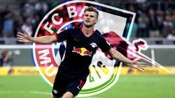 Der geplante Wechsel von Timo Werner zum FC Bayern kam im Sommer nicht zustande