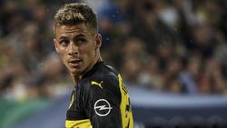 Thorgan Hazard zeigt beim BVB bislang wechselhafte Leistungen