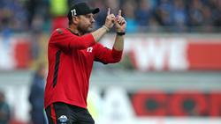 Steffen Baumgart kämpft mit Paderborn um den Klassenerhalt