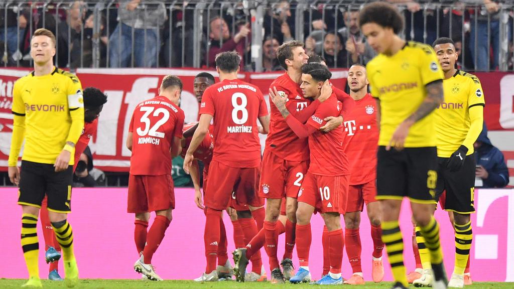 Bvb Bayern