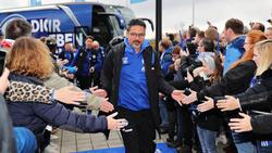 David Wagner bezeichnet die Fans des FC Schalke 04 als Vorbild