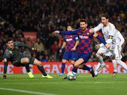 Barcelona und Real Madrid teilten sich die Punkte