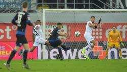 Eintracht Frankfurt verliert auch beim SC Paderborn