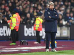 Manuel Pellegrini muss bei West Ham gehen
