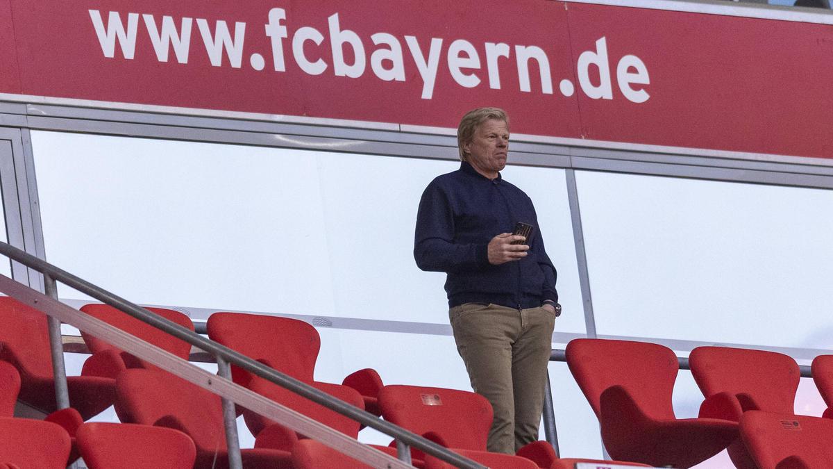 Oliver Kahn fürchtet einen Wettbewerbsnachteil für den FC Bayern
