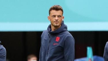 Englands Nationalspieler Ben White wechselt zum FC Arsenal.