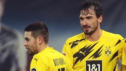 Mats Hummels und Raphael Guerreiro verpassen wohl den Bundesliga-Start des BVB