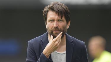 Ist als Trainer des dänischen Zweitligisten Esbjerg FB zurückgetreten: Peter Hyballa