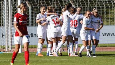 Erfolg für Leverkusen