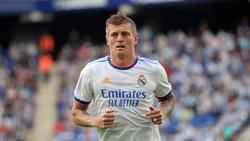 Toni Kroos freut sich auf das Duell beim FC Barcelona