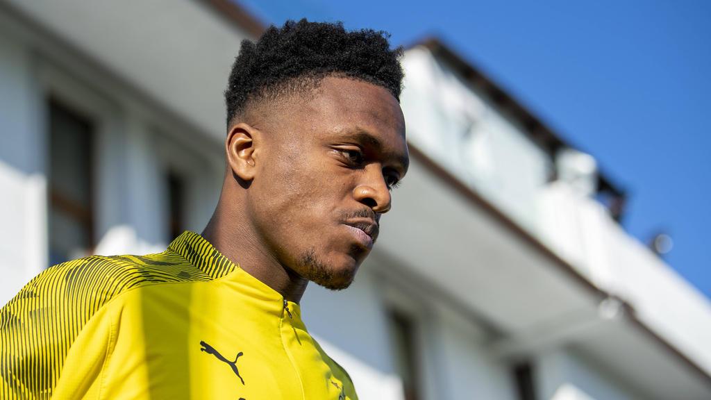 BVB-Youngster Dan-Axel Zagadou wurde bei PSG ausgebildet