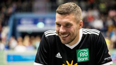 Lukas Podolski kehrt Kobe den Rücken