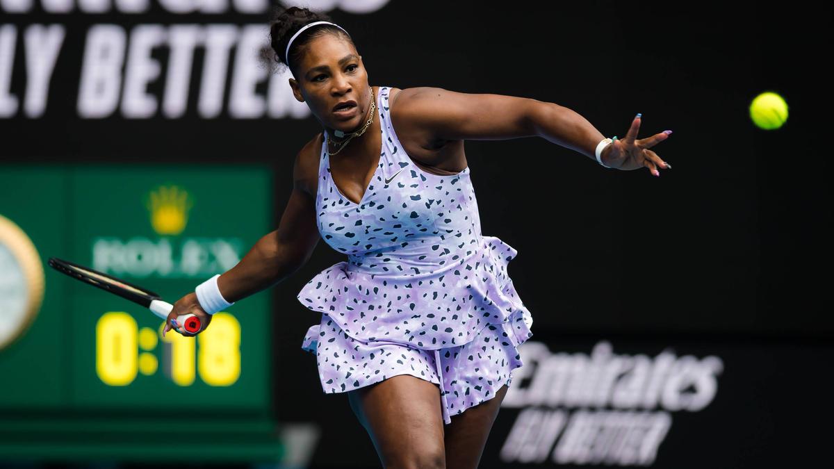 Serena Williams löste ihre Pflichtaufgabe souverän