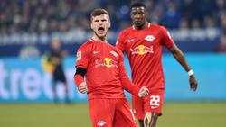Timo Werner wird mit den Reds in Verbindung gebracht