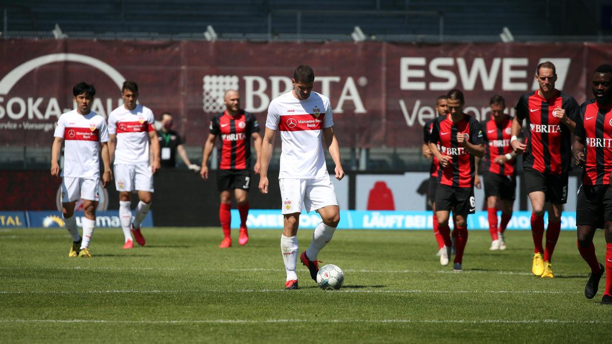 Stuttgart legte Einspruch gegen Wertung des Spiels ein