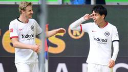 Eintracht Frankfurt hat einen Befreiungsschlag gelandet