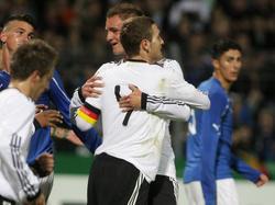 Deutschland bei Internationaler U20-Spielrunde erfolgreich