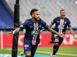 Neymar schießt PSG zum Pokalsieg