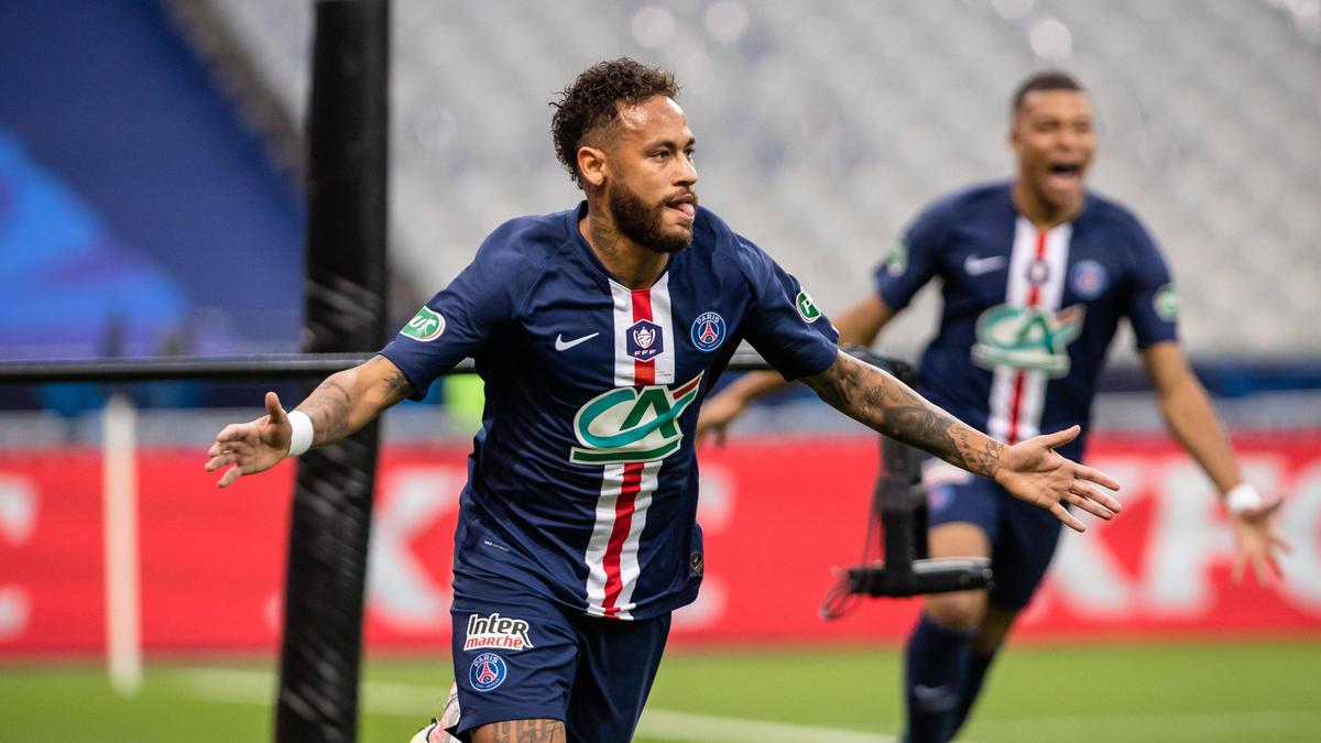 Mann des Spiels: Neymar