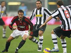 Mailand und Juventus treten auf der Stelle