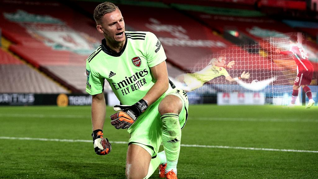 Bernd Leno hat seinen Status als Nummer eins beim FC Arsenal untermauert