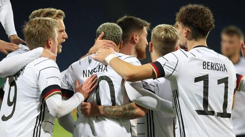 Die U21 des DFB hat Wales bezwungen und sich das EM-Ticket gesichert