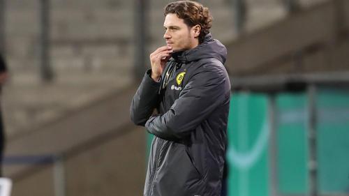 BVB-Coach Terzic konnte nicht zufrieden sein