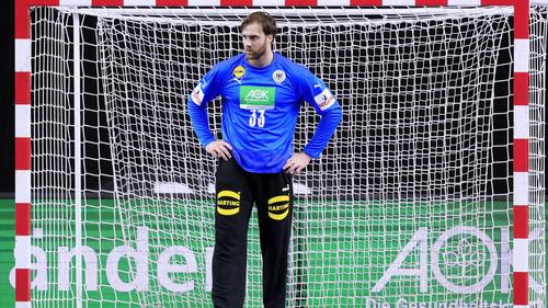 Andreas Wolff wird zum Auftakt der Handball-WM noch geschont