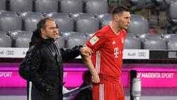 Niklas Süle (r.) soll beim FC Chelsea hoch im Kurs stehen