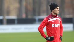 Der 1. FC Köln bangt um Sebastian Andersson