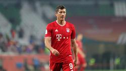 Robert Lewandowski ist Leistungsträger beim FC Bayern